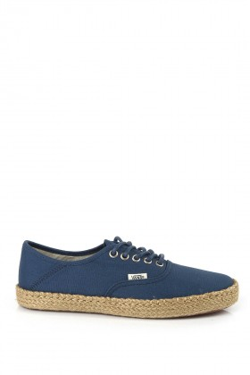 Vans - Authentic Ensign Blue Kadın Espadril