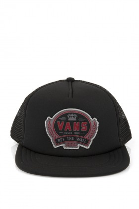 Vans - Cold One Trucker Black Accessories (A)