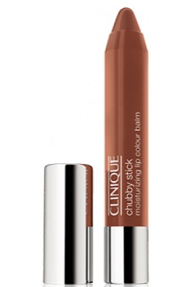 Clinique - Chubby Stick Nemlendiricili Dudak Parlaticisi Hefty Hazelnut