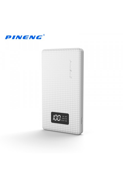 Pineng Powerbank 6.000 Mah Beyaz