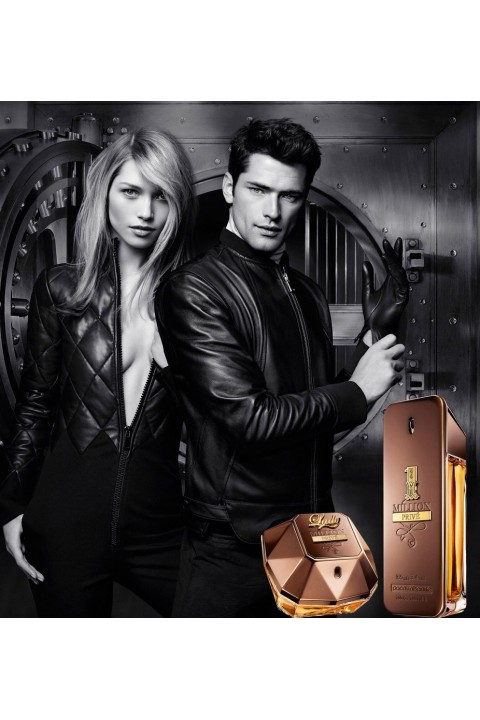 Paco Rabanne Paco Rabanne Lady Million Prive Edp 50 Ml Kadın Parfüm