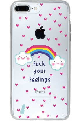 Ananas Store - F*ck Your Feelings iPhone 6/6S Telefon Kılıfı