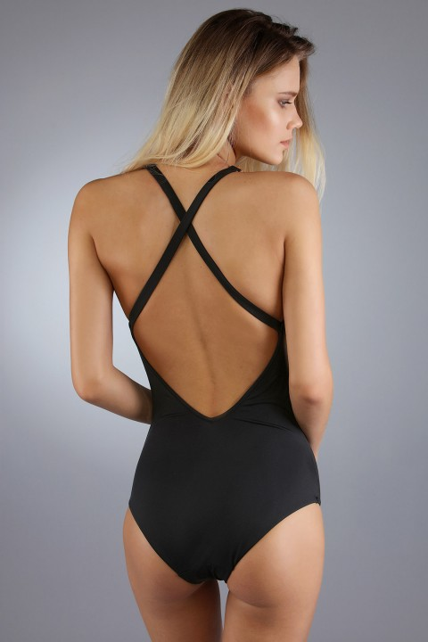 Lily and Rose Ramses One Piece Black