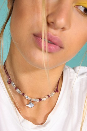 Mo For Every Moment - Daily Fish Choker