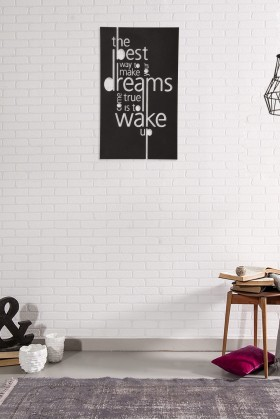 Metal Decor - Metal Duvar Dekor Dreams 2