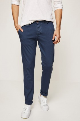 HB Essentials - Slim Fit  Mavi Pantolon