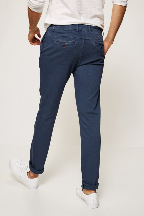 HB Essentials Slim Fit  Mavi Pantolon