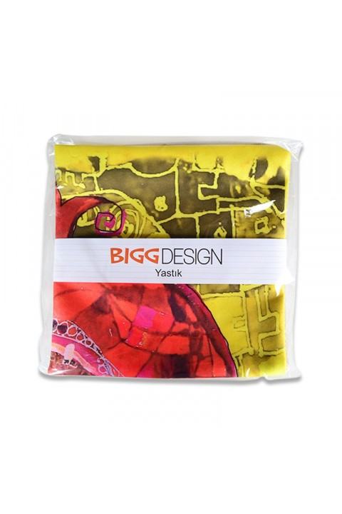 Biggshop Biggdesign Nar Yastık Kılıfı