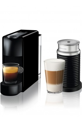 Nespresso - Essenza Mini C 35 Black Bundle Kahve Makinesi