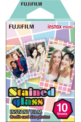 Fujifilm - Instax Staıned Glass Fılm (Sıngle)