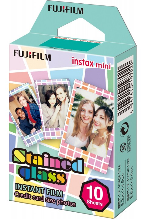 Fujifilm Instax Staıned Glass Fılm (Sıngle)
