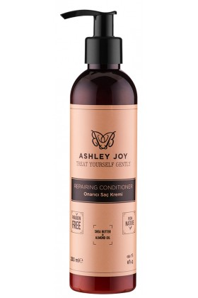 Ashley Joy - Ashley Joy Yogun Onarıcı Saç Kremi 250 Ml