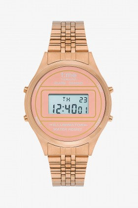 Time Watch - Time Watch TW.126.2RRR Rose Design Kol Saati