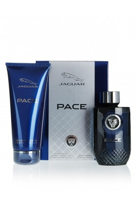Jaguar Parfüm - Jaguar Pace Edt 100Ml & Bath And Shower Gel 200Ml Set