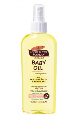 Palmer's - Palmer'S Cocoa Butter Formula Baby Oil 150 Ml