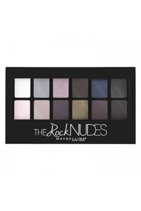 Maybelline - Maybelline New York The Rock Nudes Far Paleti