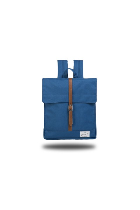 Fudela & Co MBS Blue Backpack
