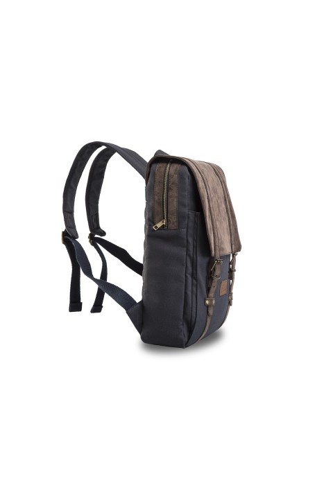 Fudela & Co NYP Navy Blue Backpack