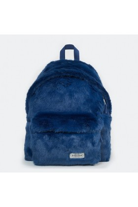 Eastpak - Blue Padded Pak'r Fur