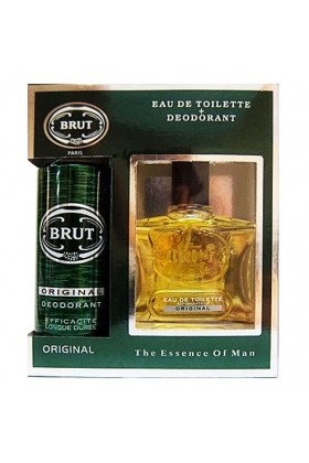 Brut - Brut Original Parfüm For Men 100Ml + Deodorant 200Ml