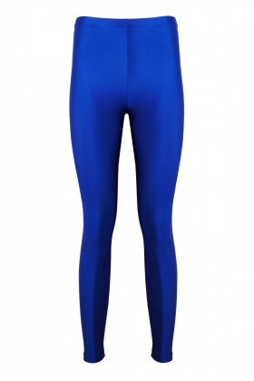 Anais Margaux Paris - Alexandra Shiny Saxe Blue Legging