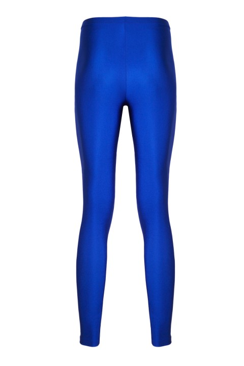 Anais Margaux Paris Alexandra Shiny Saxe Blue Legging
