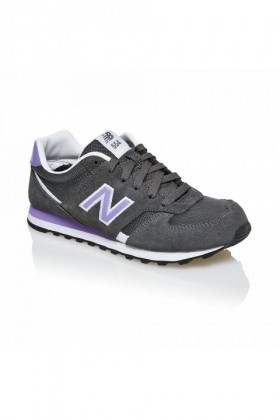 New Balance - Superstep New Balance 554 Gri Spor Ayakkabı