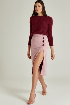 House of N2 - Ruby Midi Etek