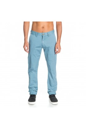 Quiksilver - Quiksilver Krandy Straight Tapered Chino Erkek Pantolon