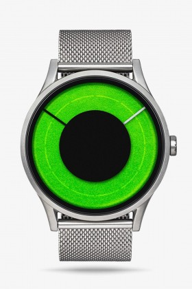 Ziiiro - Ziiiro Solaris Chrome Chill Unisex Kol Saati 40 MM
