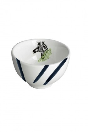 Fern&Co. - Fern&Co 4'lu Serengeti Collection The Unique Zebra Kase Seti