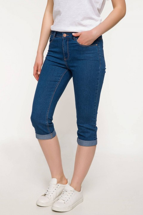 Defacto Denim Capri