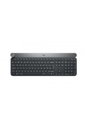 Logitech - Logıtech Craft Advanced Keyboard Us Layout 920-008504