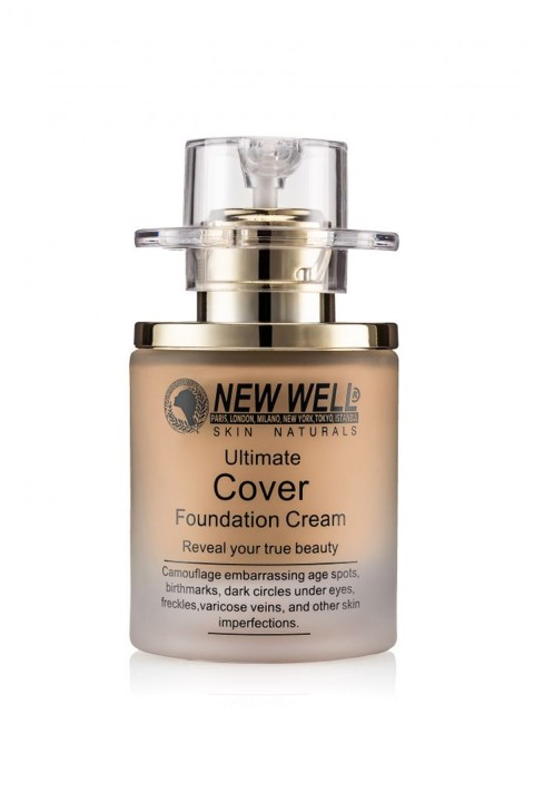 New Well  Newwell Cover Sise Foundation No:04 30 Ml