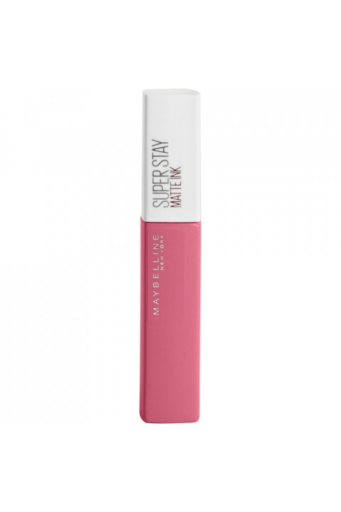 Maybelline Maybelline New York Super Stay Matte Ink City Edition Likit Mat Ruj - 125 Inspirer