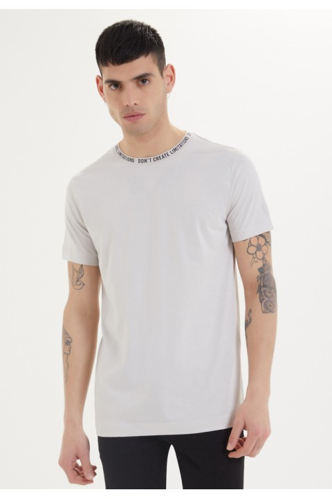 Westmark London Limitations Tee Gri T-Shirt