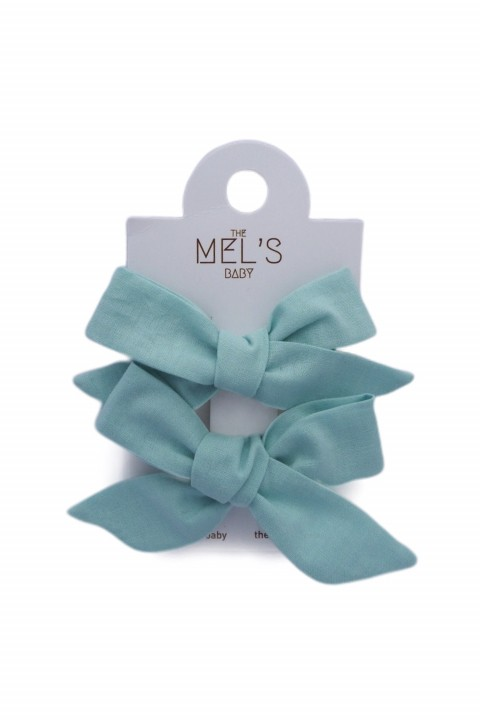 The Mel's Baby Mavi School Girls Bows