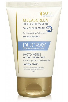 Ducray - DUCRAY Melascreen Photo-Aging Global Hand Care Cream SPF50+ 50 ml