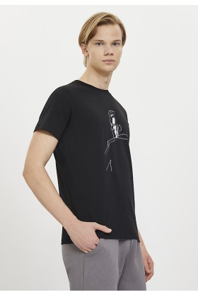 Westmark London - Black Lıne Art Tee T-Shirt