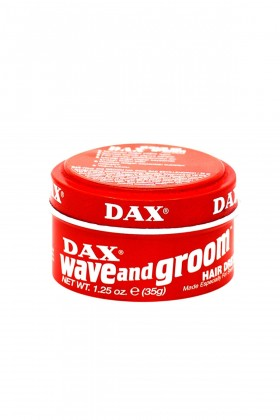 Dax - Dax Wawe And Groom Teneke Wax 35 gr