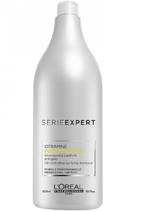 L'Oréal Paris Loreal Serie Expert Pure Resource Citramine Şampuan 1500 ml