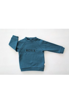 Tiny Little Love - Ocean Rebel Sweatshirt