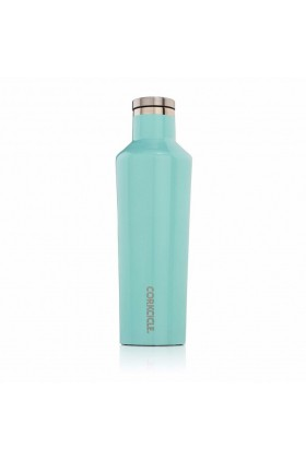 Corkcicle - Gloss Turquoise Canteen