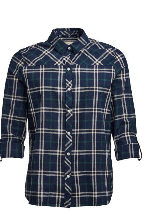 Barbour Barbour Clam Shirt Navy