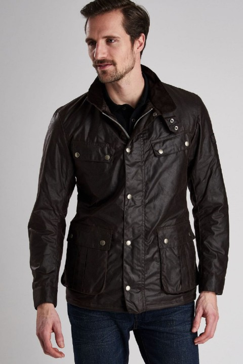 Barbour International B.Intl Duke Jacket Rustic