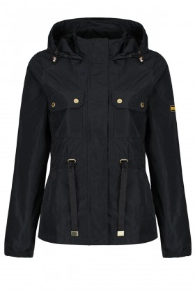 Barbour International - B.Intl Curveball Sproo Jacket  Black