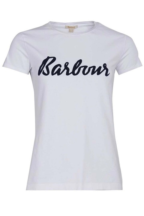 Barbour Barbour Rebecca T-Shirt  White