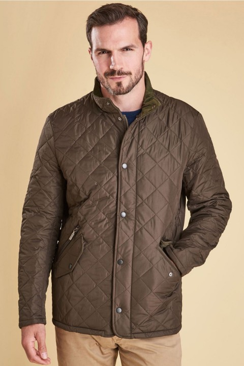 Barbour Barbour Chelsea Sportsquilt Jacked  Olive
