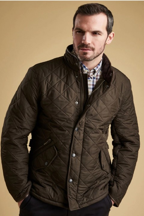 Barbour Barbour Powell Jacket  Olive