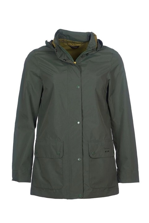 Barbour Barbour Fourwinds Waterproof Jacket  Moss Green